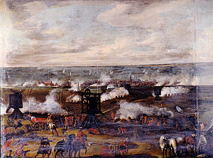 1677 in Sweden - Battle of Malmø-Johan Philip Lemke