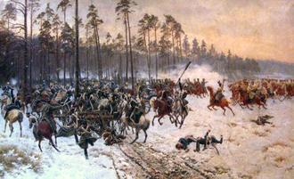 Battle of Stoczek - Battle of Stoczek by Jan Rosen