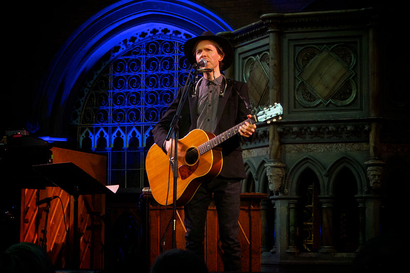 File:Beck at Union Chapel London 2013 (2).jpg