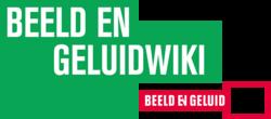 The logo for the Beeld en Geluid Wiki