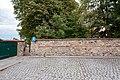 Bei Schloßstraße 30, Schlossmauer Delitzsch 20180813 001.jpg