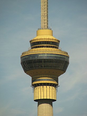 Central Radio & TV Tower - Image: Beijing TV Tower 1(2007 07)( small)