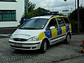 Belfast Harbour Police Car, Clarendon Dock - geograph.org.uk - 1444168.jpg