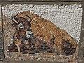 Belgrade zoo mosaic0047.JPG