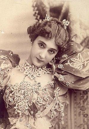 La Belle Otero - Image: Belle otero 2 f