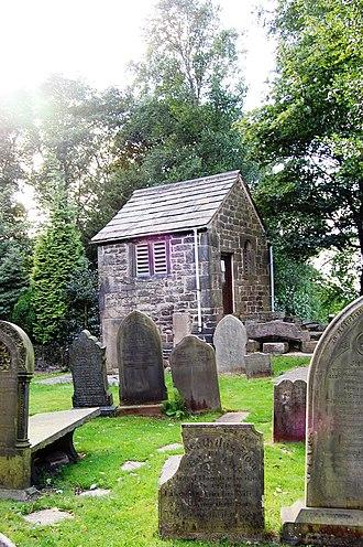 Listed buildings in Rivington - Image: Bellhouse Rivington Church