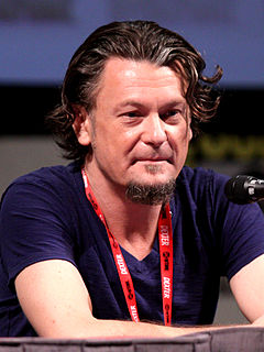 Ben Edlund comic book artist and writer and television screenwriter