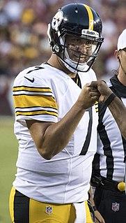 Ben Roethlisberger American football quarterback
