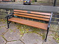 Bench, Bury Unitarian Church gardens (1).JPG