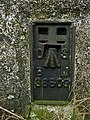 Bench Mark - geograph.org.uk - 1174265.jpg