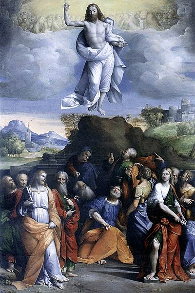 File:Benvenuto Tisi da Garofalo - Ascension of Christ - WGA08474.jpg