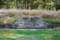 Bergen-Belsen concentration camp memorial - mass grave No 1 - 01.jpg
