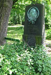 Grab von Bargiel auf dem DreifaltigkeitsfriedhofII in Berlin-Kreuzberg (Quelle: Wikimedia)