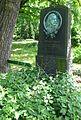 Berlin, Kreuzberg, Bergmannstrasse, Dreifaltigkeitsfriedhof II, Grab Woldemar Bargiel.jpg