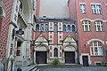 Berlin-Kreuzberg - Marthakirche courtyard 02.jpg