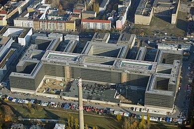 Zentrale des Bundesnachrichtendienstes - Wikipedia