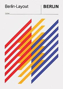 Berlin Layout design by Anton Stankowski