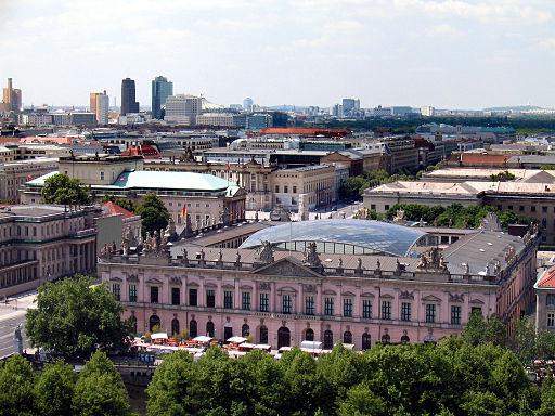 Berlin Unter den Linden Potsdamer Platz