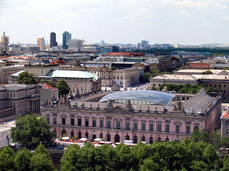 File:Berlin Unter den Linden Potsdamer Platz.jpg