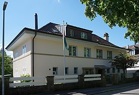 Bern Lombachweg 34-36 Embassy of Palestine in Switzerland DSC01375.jpg