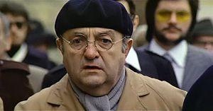 Bernard Blier - Bernard Blier in Amici miei (1975).
