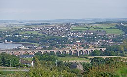 Berwick-upon-Tweed – Veduta