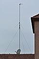 Betriebsfunk-Antennen ehemaliges Feuerwehrhaus Aspang-Markt DSC 4156w.jpg