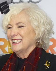 Betty Buckley - the beautiful, gracious, endearing, friendly, desirable,  actress  with German, Irish, English, Welsh,  roots in 2020