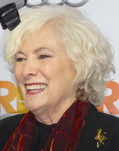 Betty Buckley, American actress and singer