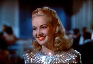 Down Argentine Way - Image: Betty Grable in Down Argentine Way