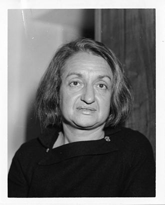 Second-wave feminism - Betty Friedan, author of The Feminine Mystique