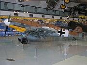 Bf 109 G-2 trop RAF Museum London