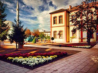 Ferizaj - Library
