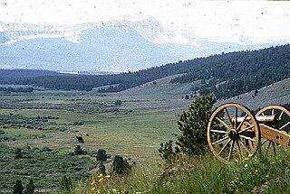 Big Hole National Battlefield Historical battlefield in Montana, United States