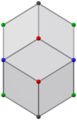 Bilinski dodecahedron, ortho y.png
