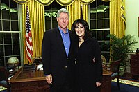 Bill Clinton and Monica Lewinsky on February 28, 1997 A3e06420664168d9466c84c3e31ccc2f.jpg