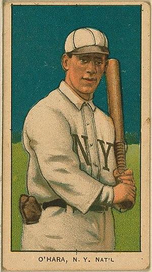 Bill O'Hara (baseball) - Image: Bill O'Hara