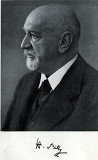 Heinrich Biltz German chemist