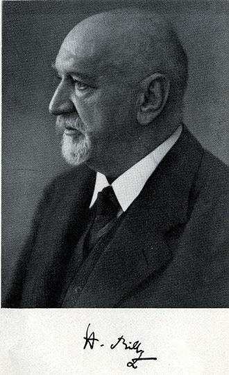 Heinrich Biltz - Heinrich Biltz