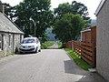 Birnies Lane, Tomintoul - geograph.org.uk - 1385813.jpg