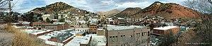 Bisbee panorama 2009