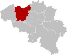 A Genti Egyházmegye szinte együttesen működik Kelet-Flandria tartományával.  Ide tartozik Zwijndrecht önkormányzata is