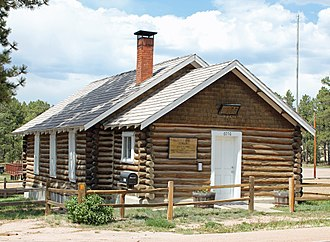 Black Forest, Colorado - The Black Forest School