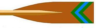 Wraysbury Skiff and Punting Club - Image: Blade WSPC