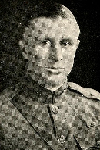 Blandy Clarkson - Clarkson pictured in The Bomb 1922, VMI yearbook