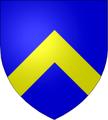 Blason-Chevron-d'or-sur-fond-d'azur.png