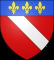 Blason ville fr Roye (Somme).png