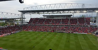 BMO Field stadium in Toronto