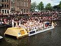 Boat 66 De Nederlandsche Bank, Canal Parade Amsterdam 2017 foto 3.JPG