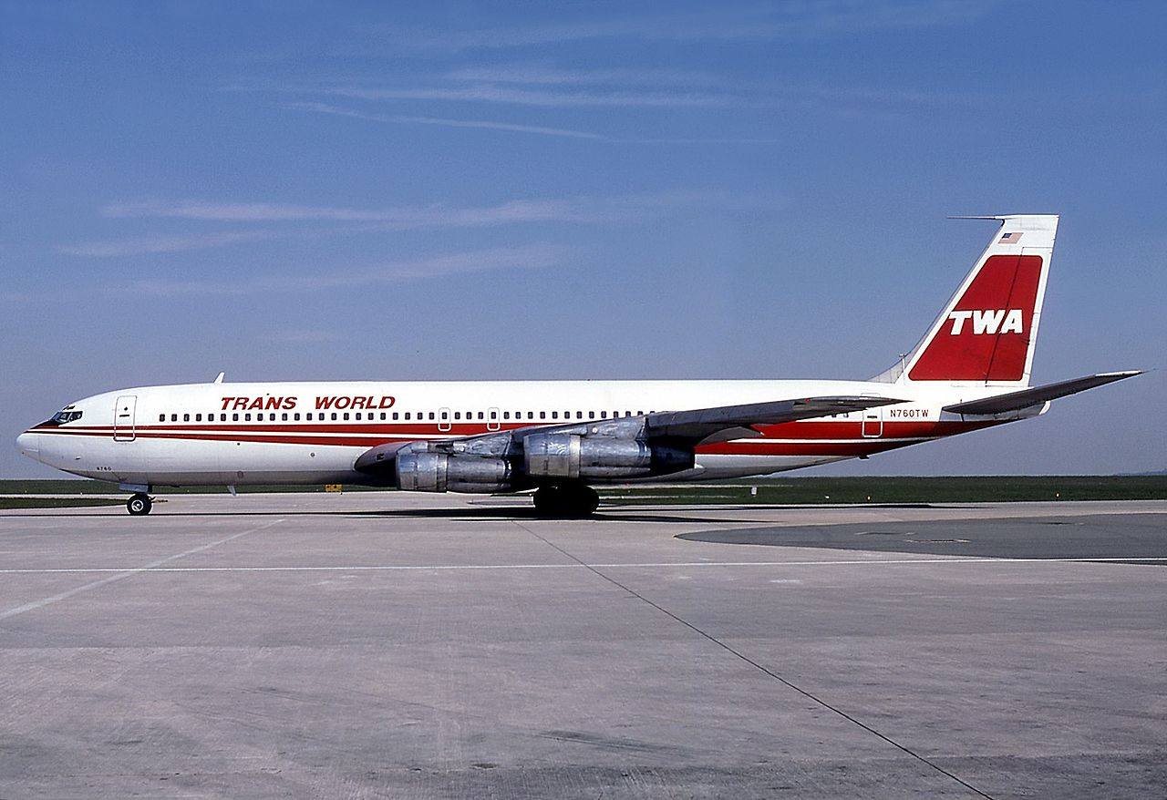 File Boeing 707 331b Trans World Airlines Twa An0626429
